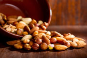 Nuts: A Healthy Option in a Small Portion