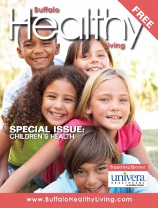 Children's Issue Univera and P2 Cover