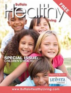 Children's Issue Univera and P2 Cover