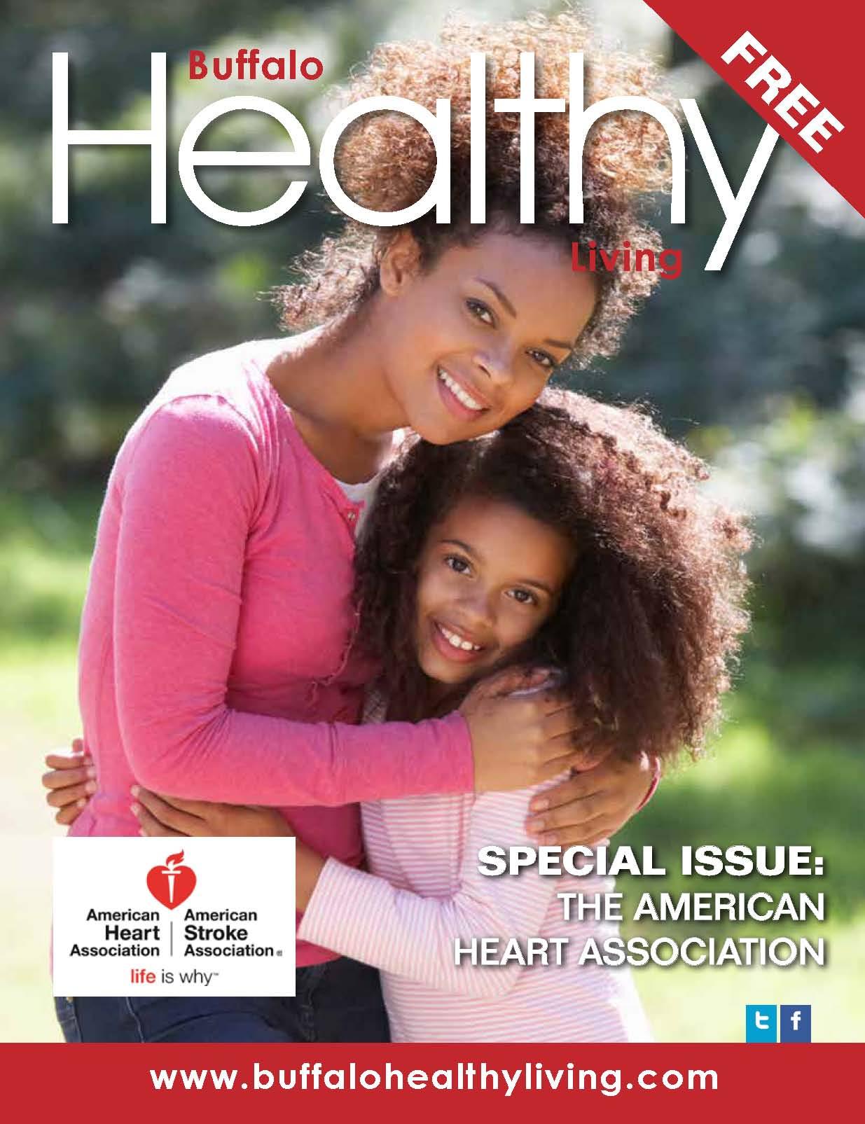 AHA FINAL DIGITAL ISSUE COVER - Buffalo Healthy Living