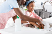 Age-appropriate Chores for Kids