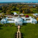 Botanical Gardens – Photo by – Buffalo Aerial Pictures
