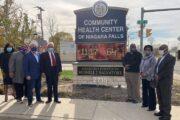 Community Health Center of Niagara Falls Honors Russell J. Salvatore