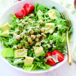 Chimichurri Chickpea Salad