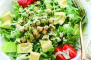 Chimichurri Chickpea Salad
