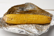 Oven Roasted Corn on the Cob in 3 Easy Steps