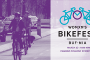 GObike Buffalo Announces First Buffalo-Niagara Womxn's Bicycle Festival