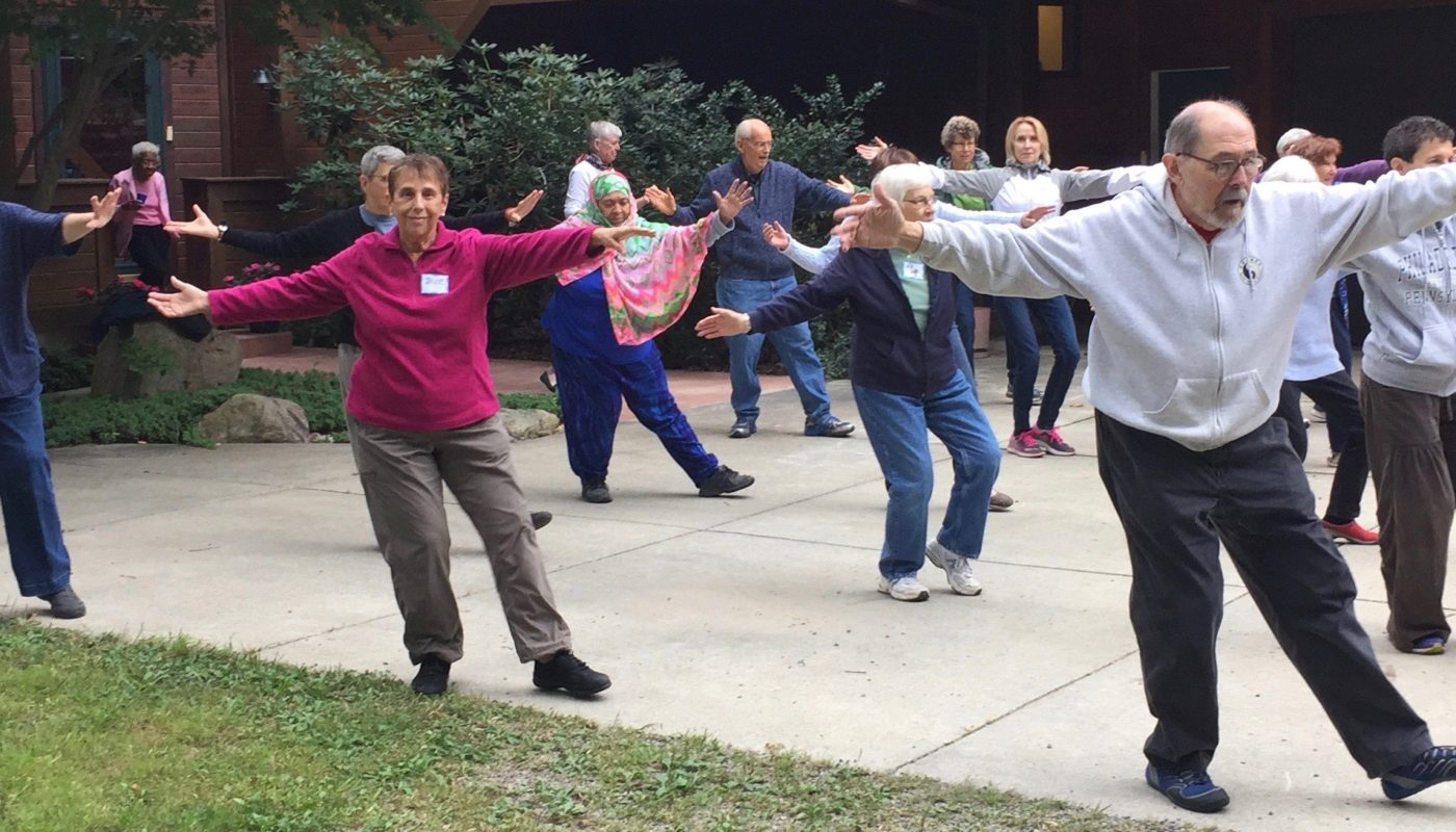 Get Out and Move: Tai Chi