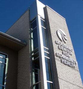 Golisano Center exterior