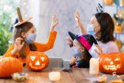 Halloween Safety for Unvaccinated Children