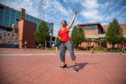 Fitness in the Parks Returns