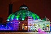Autism Services hosts sensory night at Botanical Gardens