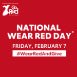 National Wear Red and Give February 7 2020