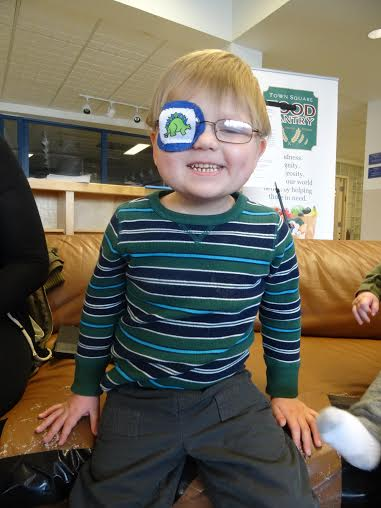 Overcoming the Odds at Olmsted Center for Sight 1