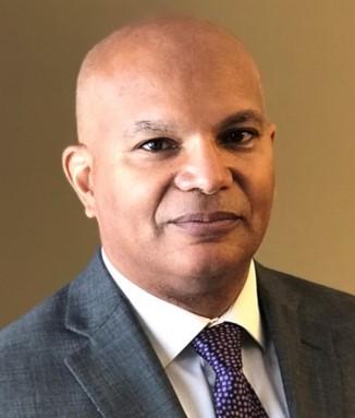 Pastor George Nicholas