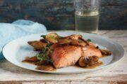 Salmon Marsala Recipe