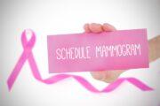 Scheduling a Mammogram? Don't Wait!