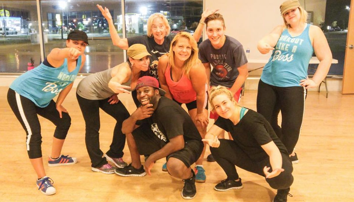 Shake that Booty! Hip Hop Aerobics!