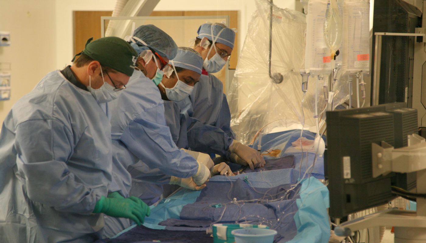 Niagara Falls Memorial, UB Neurosurgery Launch Advanced Stroke Program