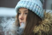 Teens who Vape are at Greater Risk for COVID-19