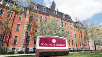 D'Youville Kicks Off Year with Spectacular Redfest Event