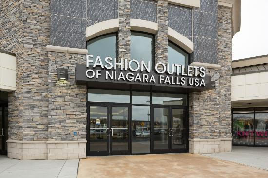 Fashion Outlets of Niagara Falls USA Mall Directory and Stores 24