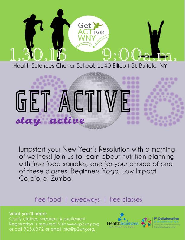 get active wny flyer color logos buffalo healthy living