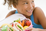 Help Your Child Eat Healthy At School