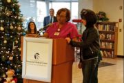 Schoellkopf Health Center shares cash  award for quality care with staff members