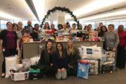 BlueCross BlueShield Employees Build on Legacy of Giving Back