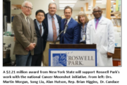 Roswell Park Secures More Than $15.4 Million in New Funding for Cancer Research