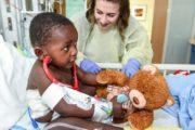 John R. Oishei Children's Hospital Photos Chosen for National Exhibit