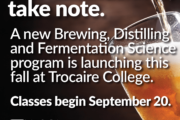Trocaire College Launches Brewing, Distilling, and Fermentation Science Program