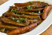 Onion-Braised Beef Brisket - Once Upon a Chef