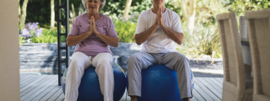 Gentle Chair Yoga – Led by Janis Graham